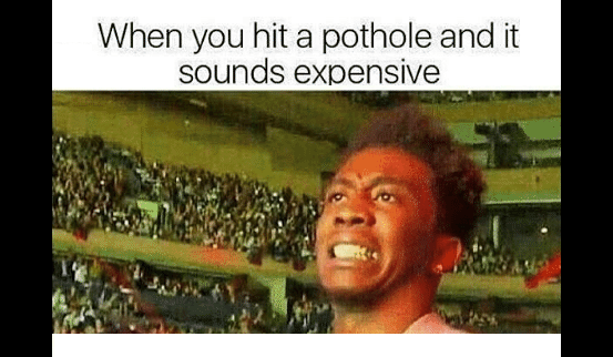 when-you-hit-a-pothole-and-it-sounds-expensive-😁😖😭-12683190