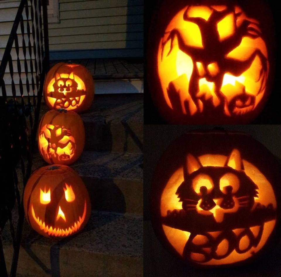 congrats to our moncton's best halloween pumpkin carving contest