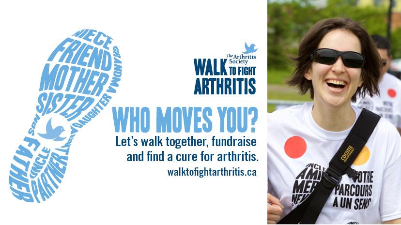 WalkForArthritis